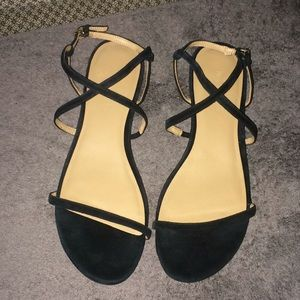 Banana Republic Strappy Sandals